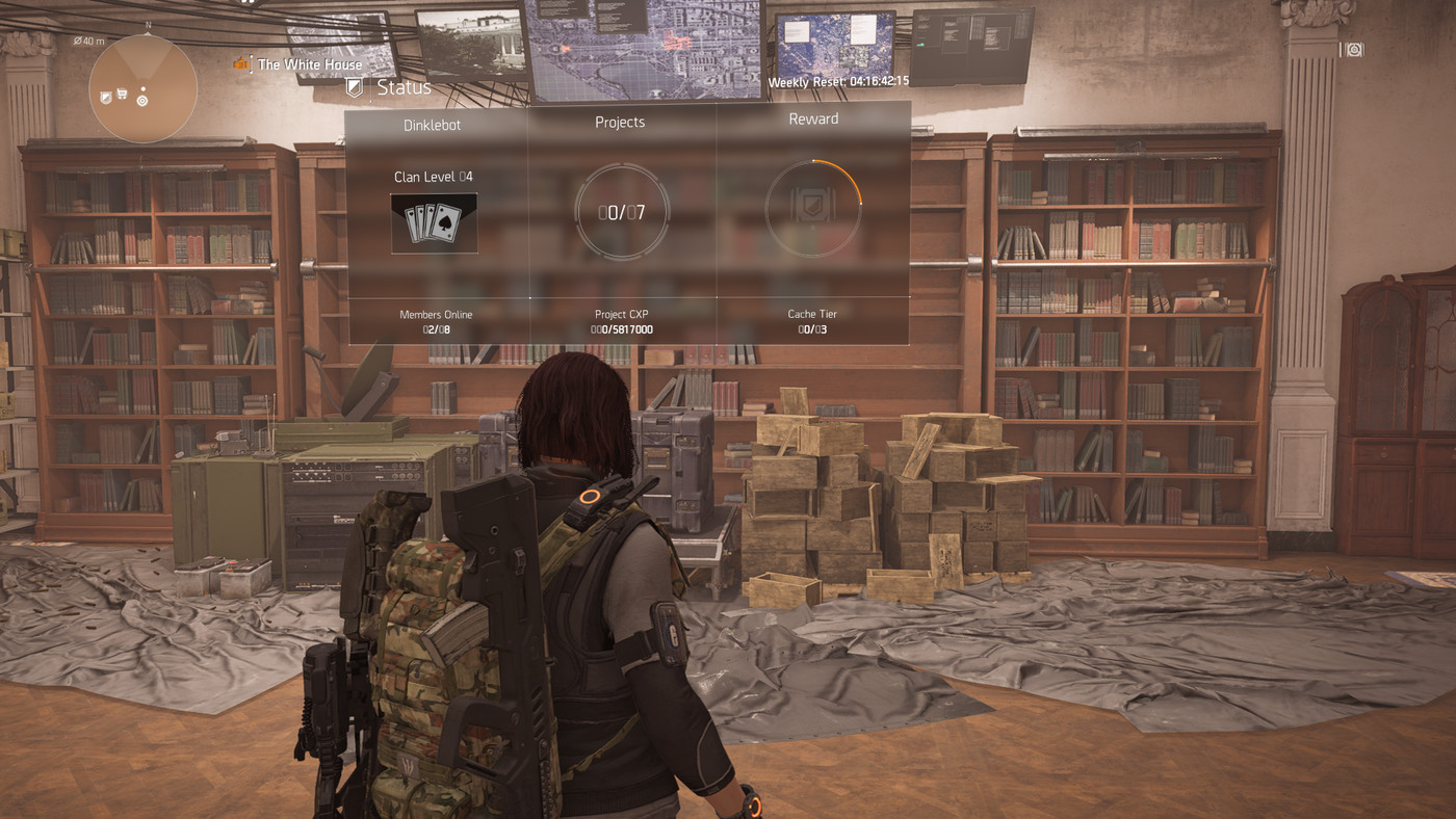 The Division 2 Clans guide - Polygon