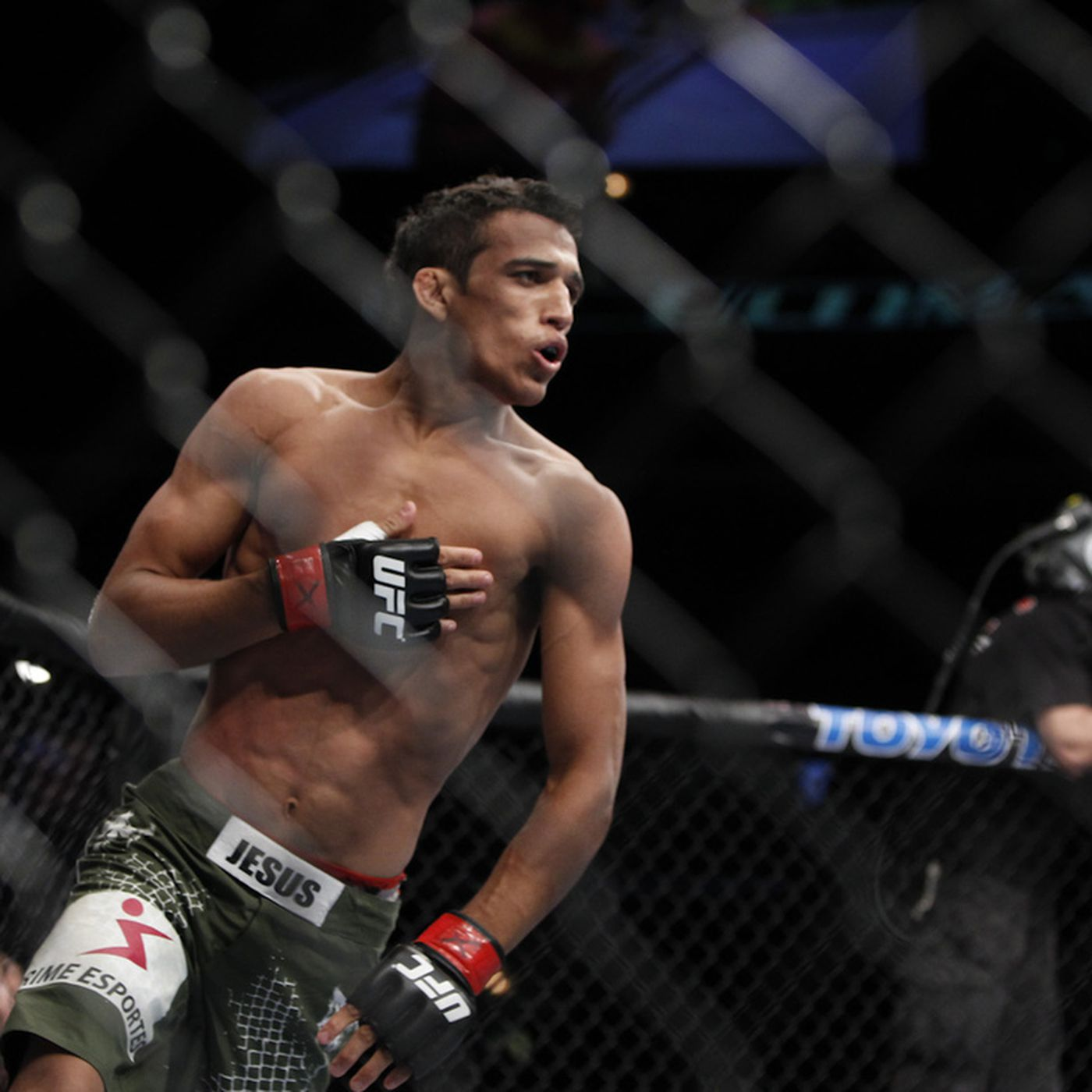Charles Oliveira: 'I will put my hand on Hatsu Hioki and he will go