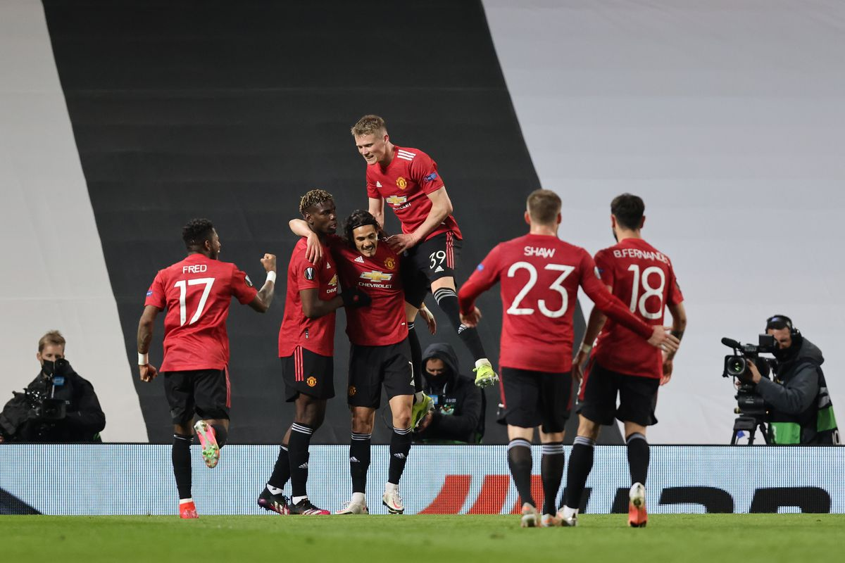 Manchester United 6-2 Roma: Ole's second half Reds at it again against Roma  - The Busby Babe