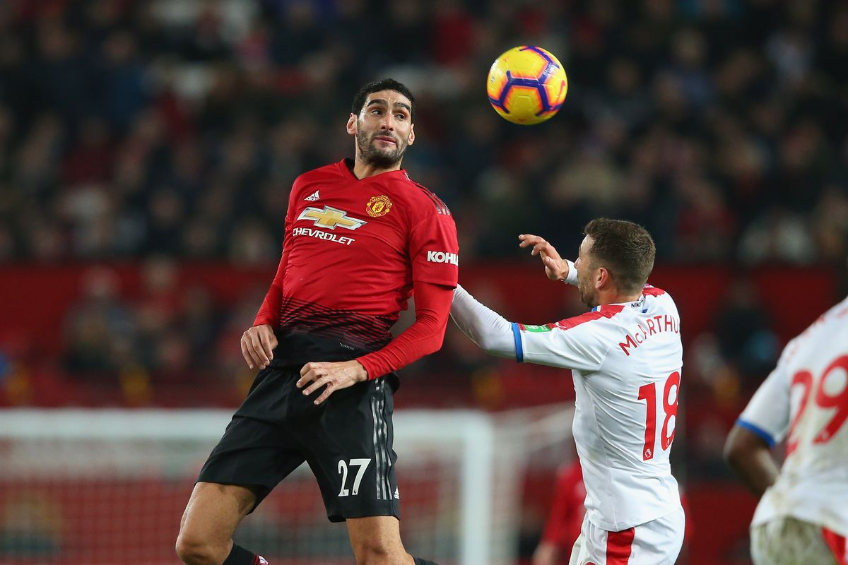 9658e4904 It would be a mistake for Manchester United to sell Marouane Fellaini now