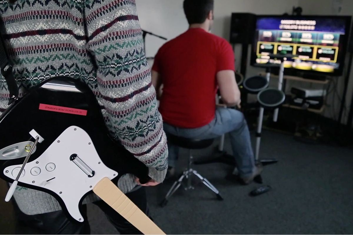 These are the five songs you have to play in Rock Band 4