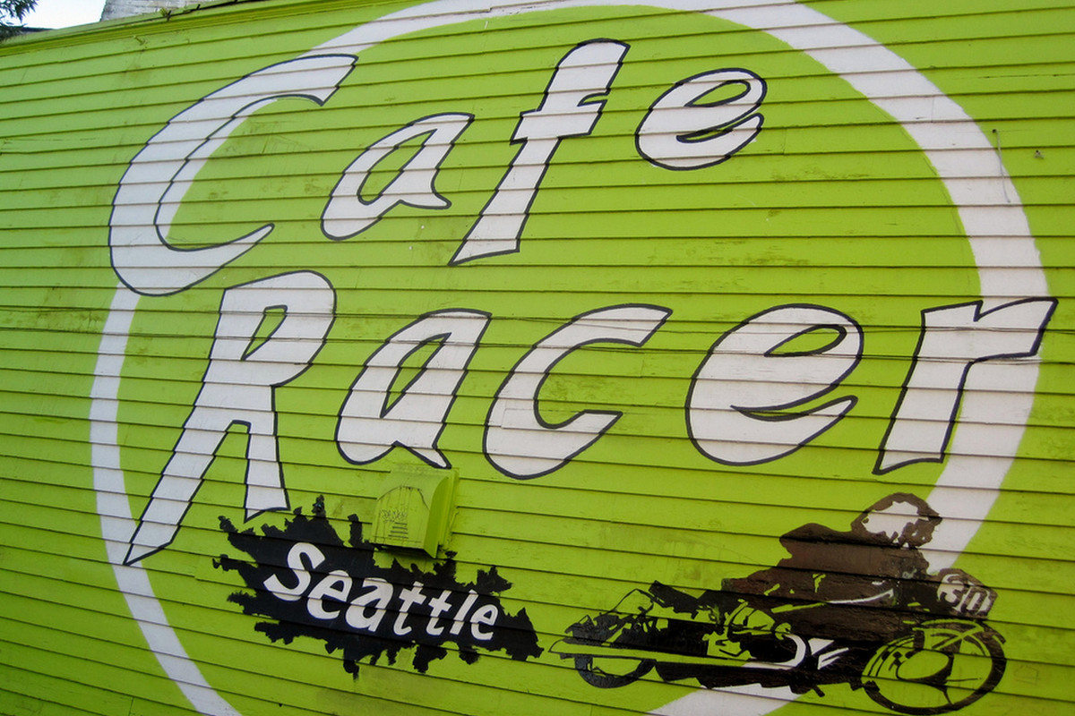 talking beer and community at cafe racer - eater seattle