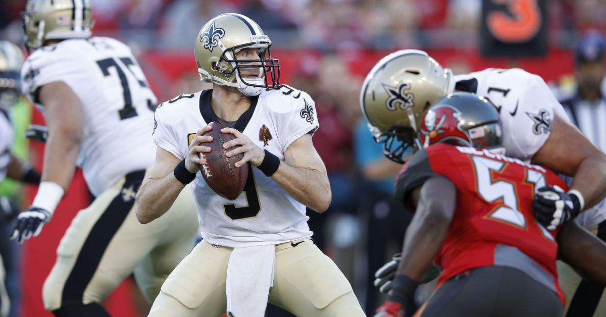 4 daily fantasy players from Week 14: Saints at Bucs