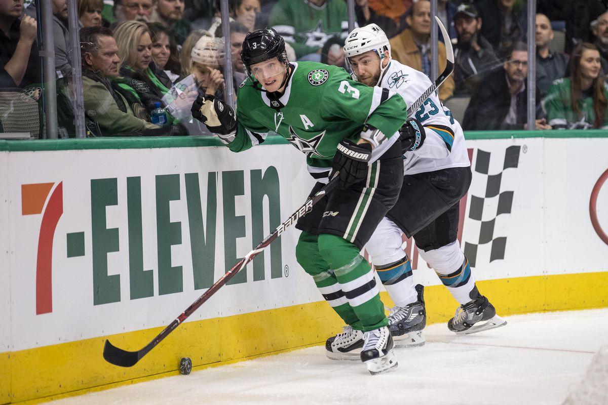 NHL: San Jose Sharks at Dallas Stars
