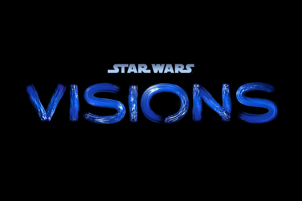 """The logo for """"Star Wars: Visions."""""""