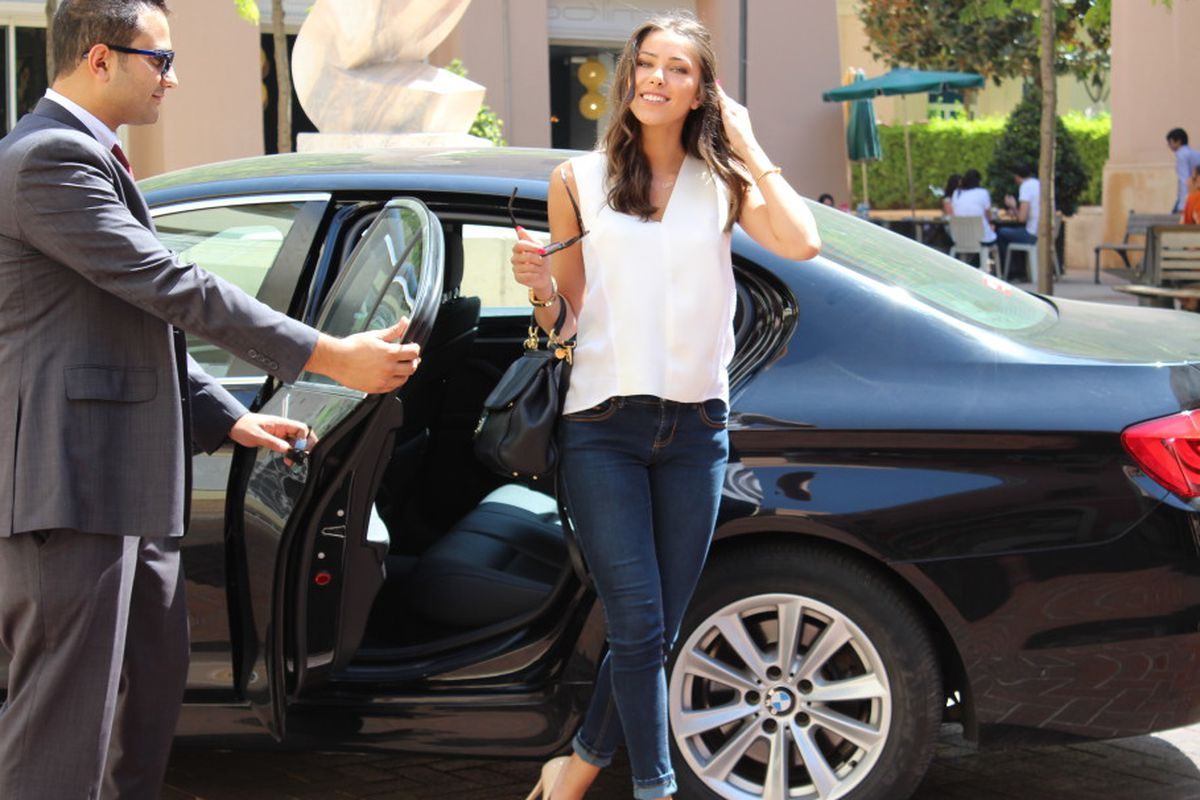 """Uber wants to deliver more than just people. Image via <a href=""""http://blog.uber.com/BeirutLaunch"""">Uber</a>"""