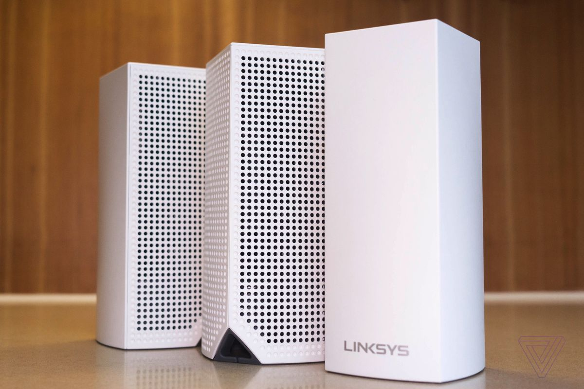 Linksys Announces A Mesh Router System To Envelop Your