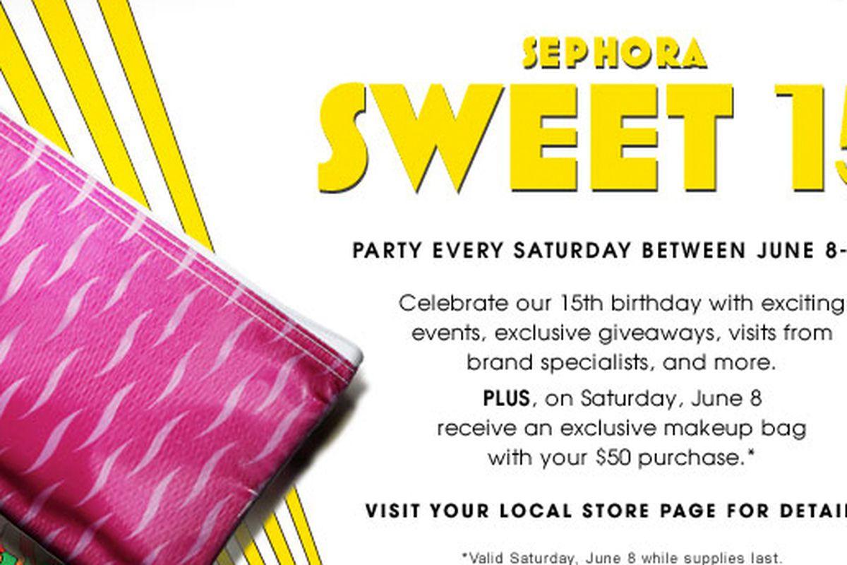 """Flyer via <a href=""""http://www.sephora.com/store-locations-events?mediaId=16400021"""">Sephora</a>"""