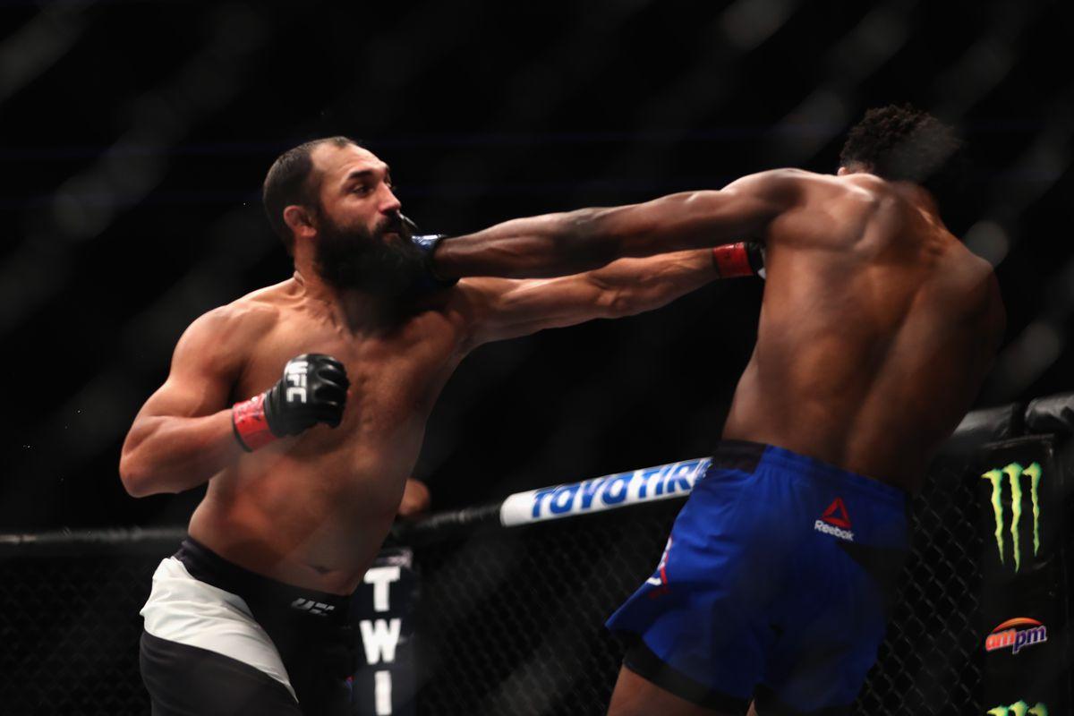 UFC Oklahoma City: Tim Boetsch vs. Johny Hendricks Toe to ...
