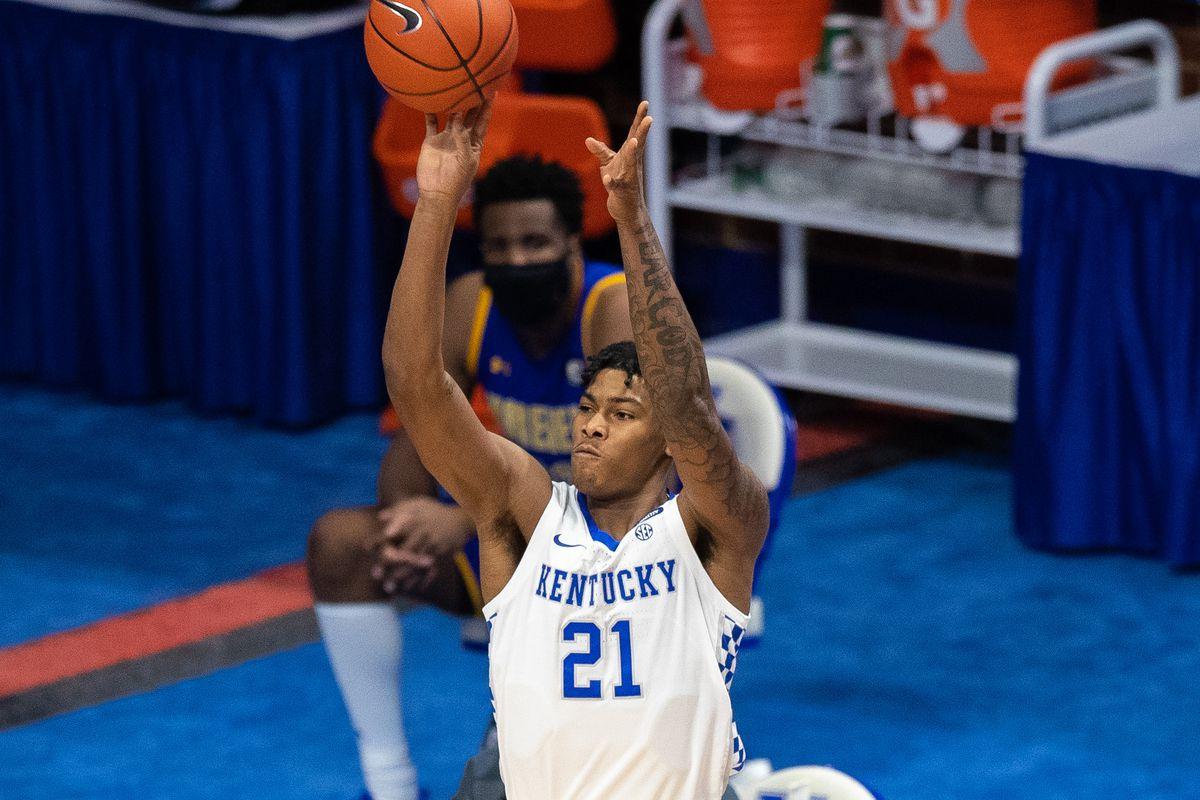 NCAA Basketball: Bluegrass Showcase-Morehead State at Kentucky
