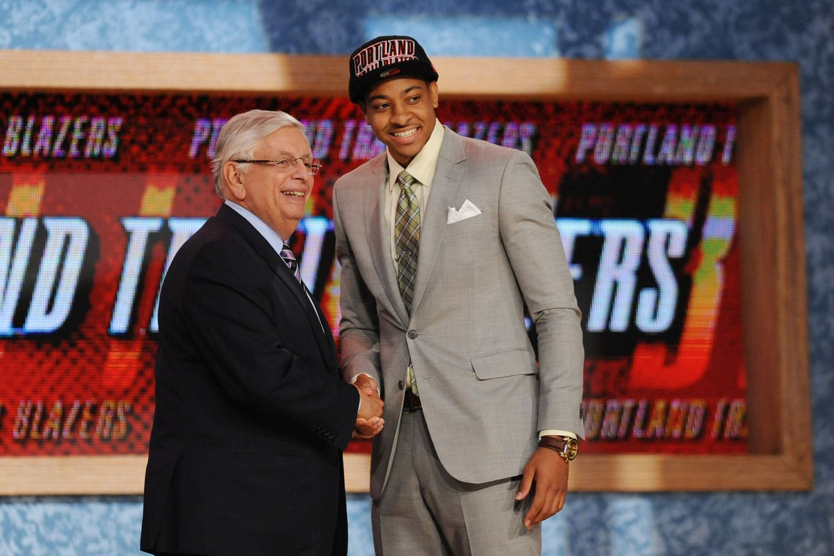 C.J. McCollum s unconventional path from Lehigh to the lottery ... 18ba1f59f