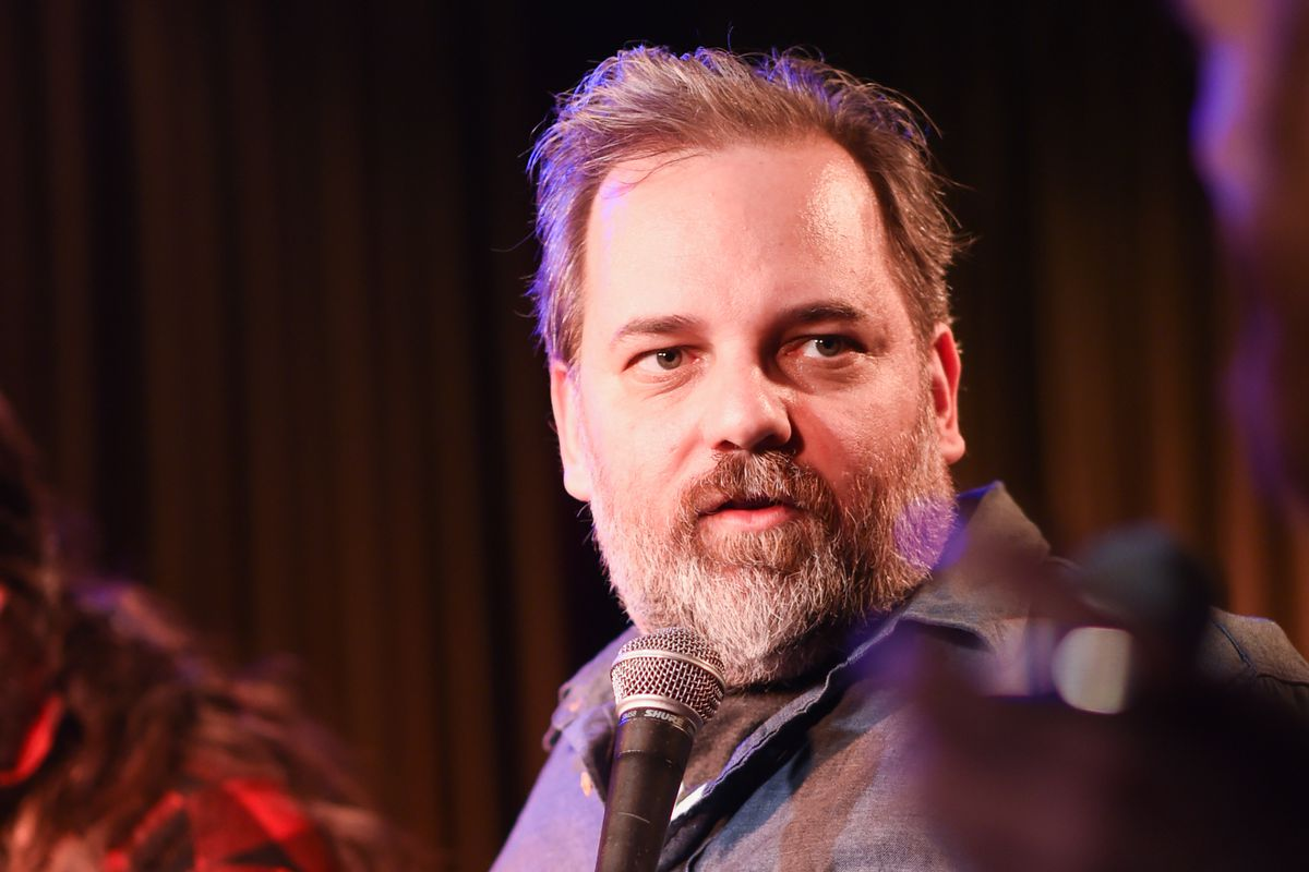 Dan harmon deletes twitter after a 2009 bad joke sparks alt right dan harmon emma mcintyregetty images for seeso ccuart Choice Image