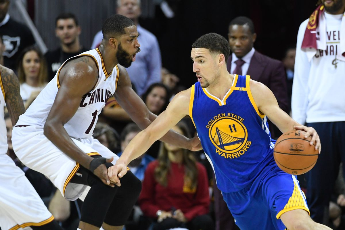NBA Announces Warriors' Opening Night, Christmas Day Opponents