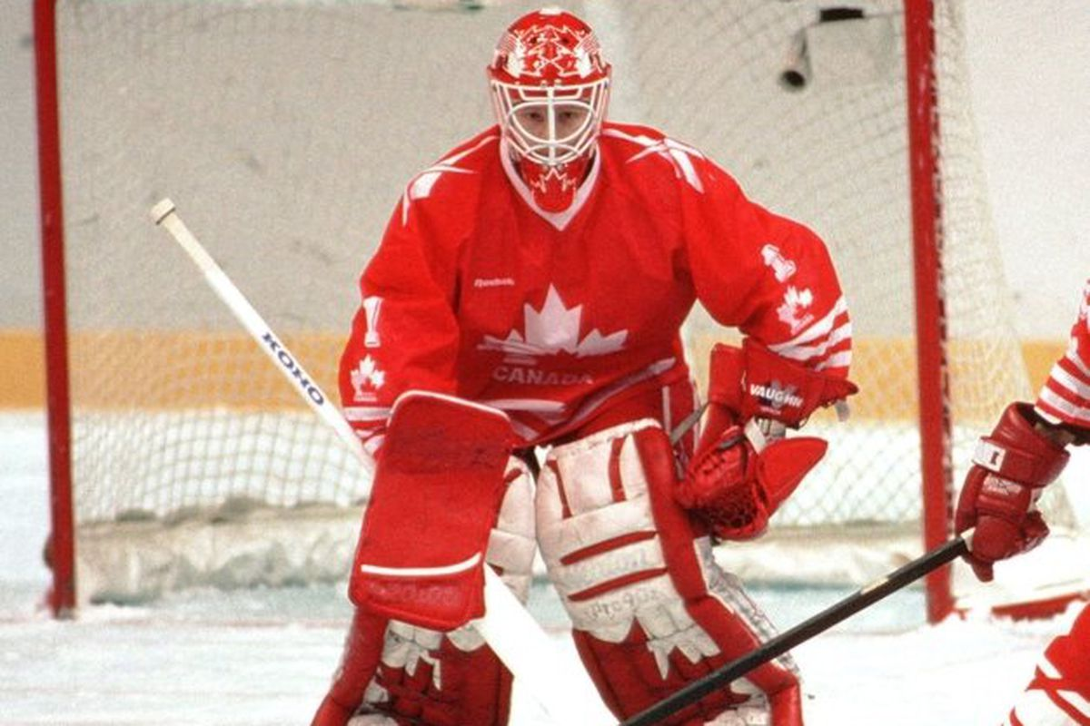 Olympic Rewind Featuring Silver Medalist Corey Hirsch Of Team Canada