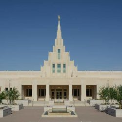 The Phoenix Arizona Temple will be dedicated Nov. 16, 2014.