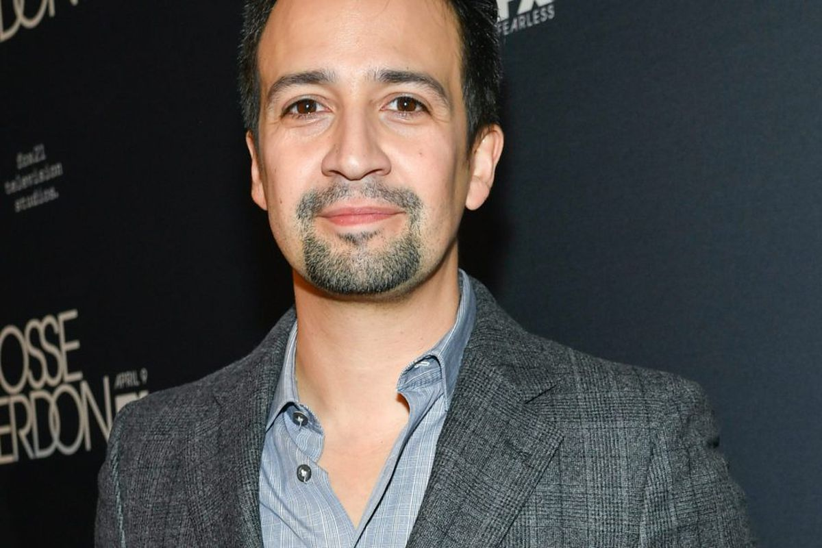Lin-Manuel Miranda's voice speaks volumes at 'Hamilton: The