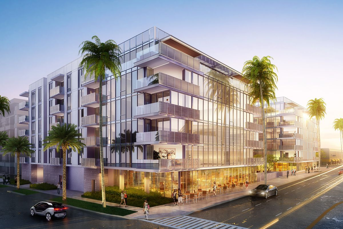 Beverly hills apartment complex will be condos instead for Apartments for sale beverly hills
