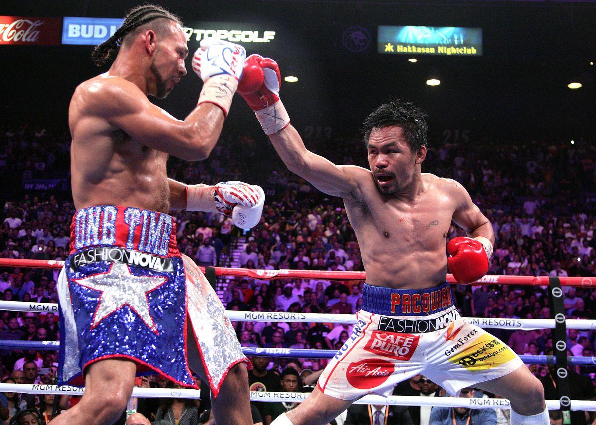 BOX-WORLD-WBA-WELTER-PHI-USA-PACQUIAO-THURMAN