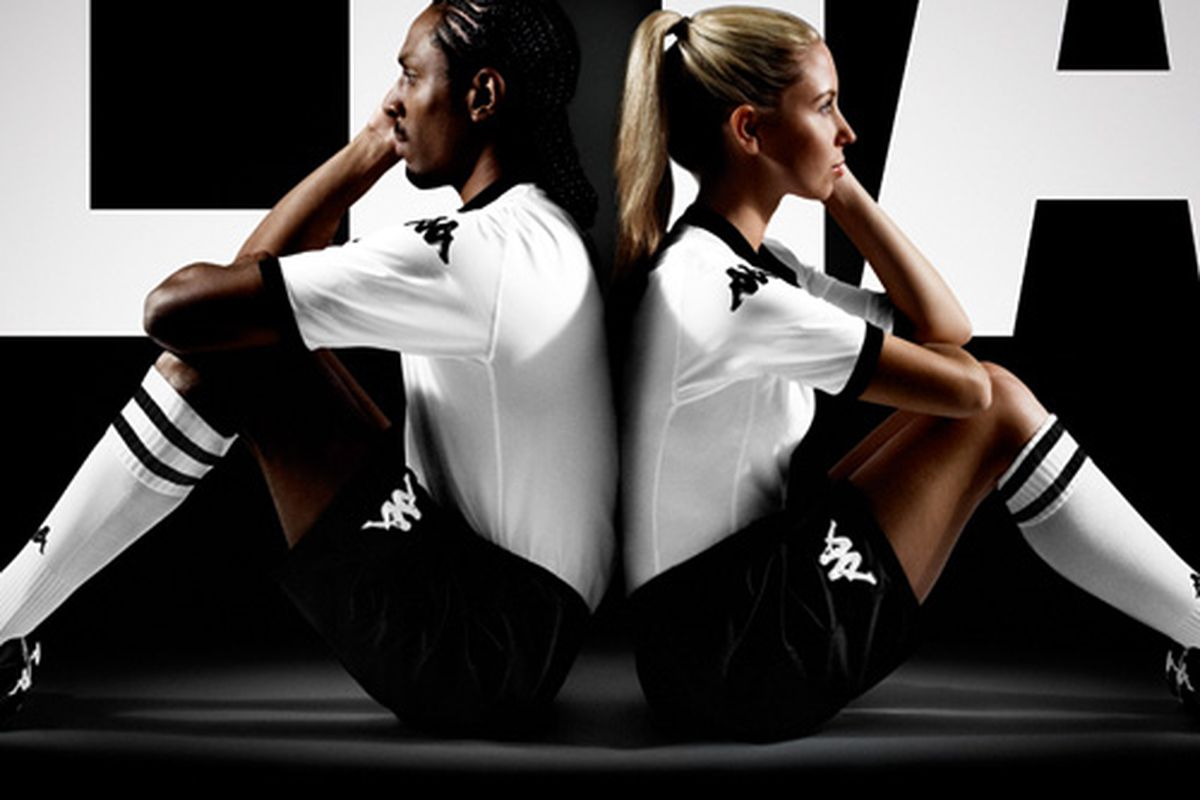 Fulham Home Kit First Look. Photo courtesy of Fulham Football Club
