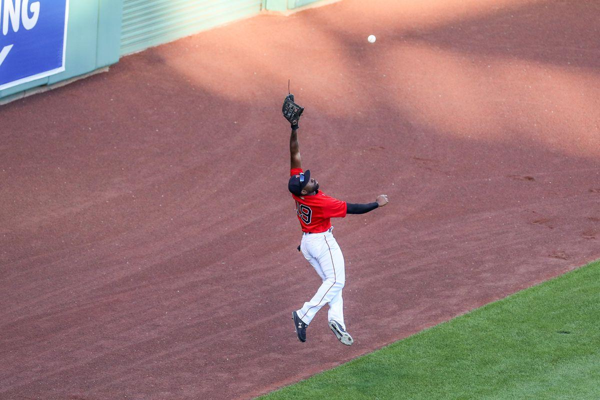 MLB: Game One-Toronto Blue Jays at Boston Red Sox