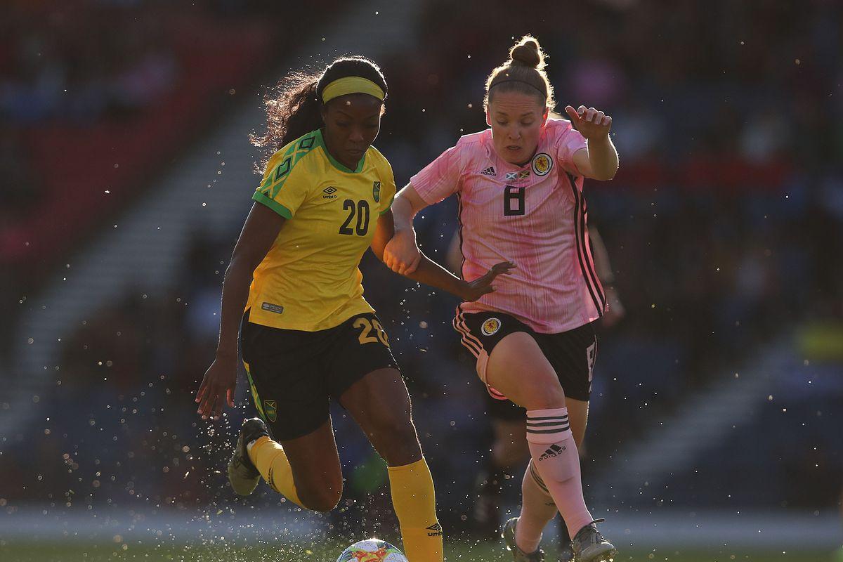 Scotland v Jamaica - Women's International Friendly