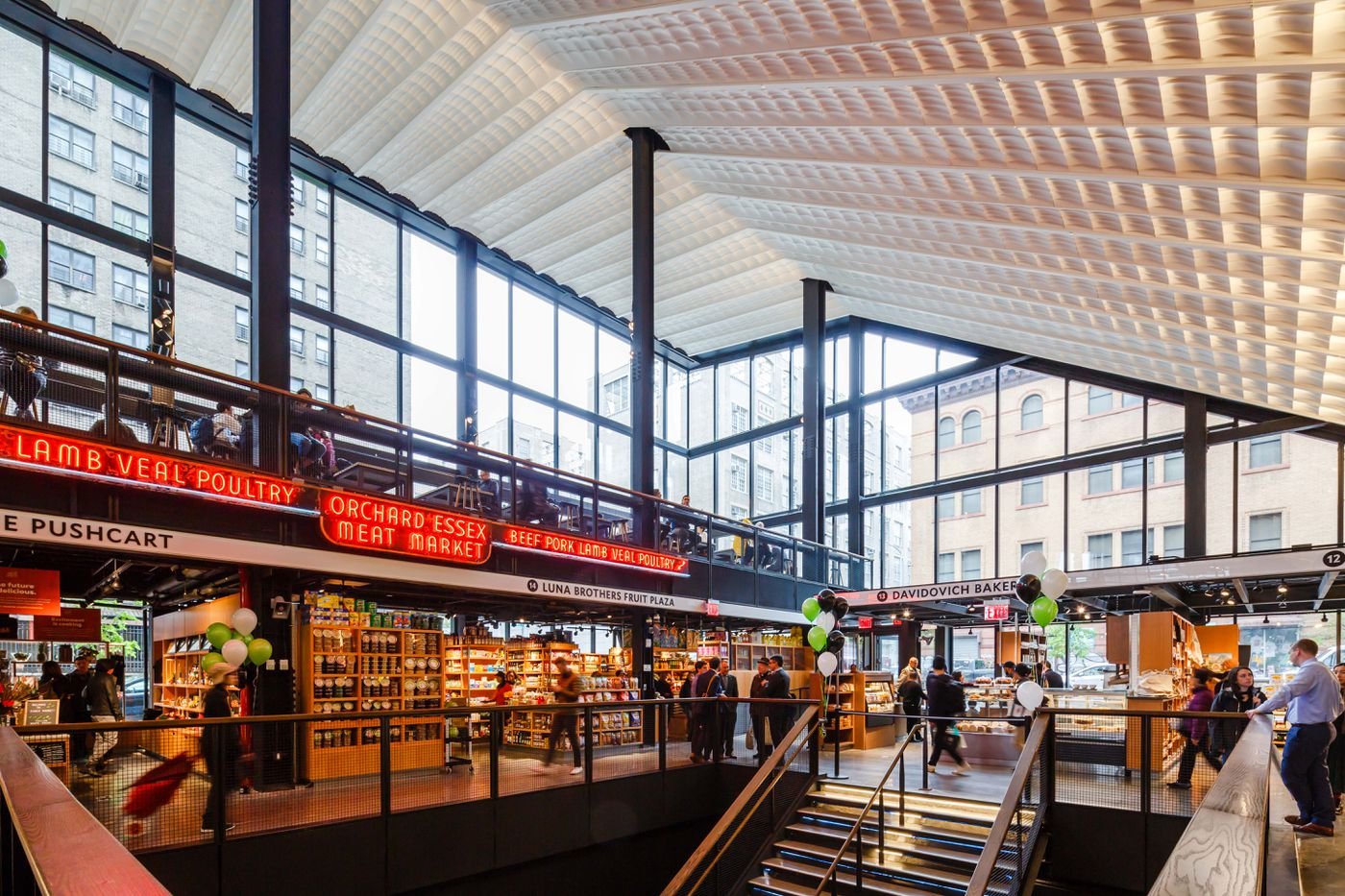 New York's new malls: Hudson Yards, Empire Outlets, and more