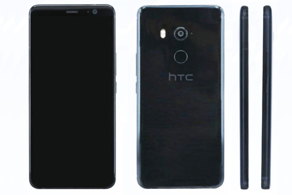 Disclosed characteristics of the smartphone HTC U11 Life