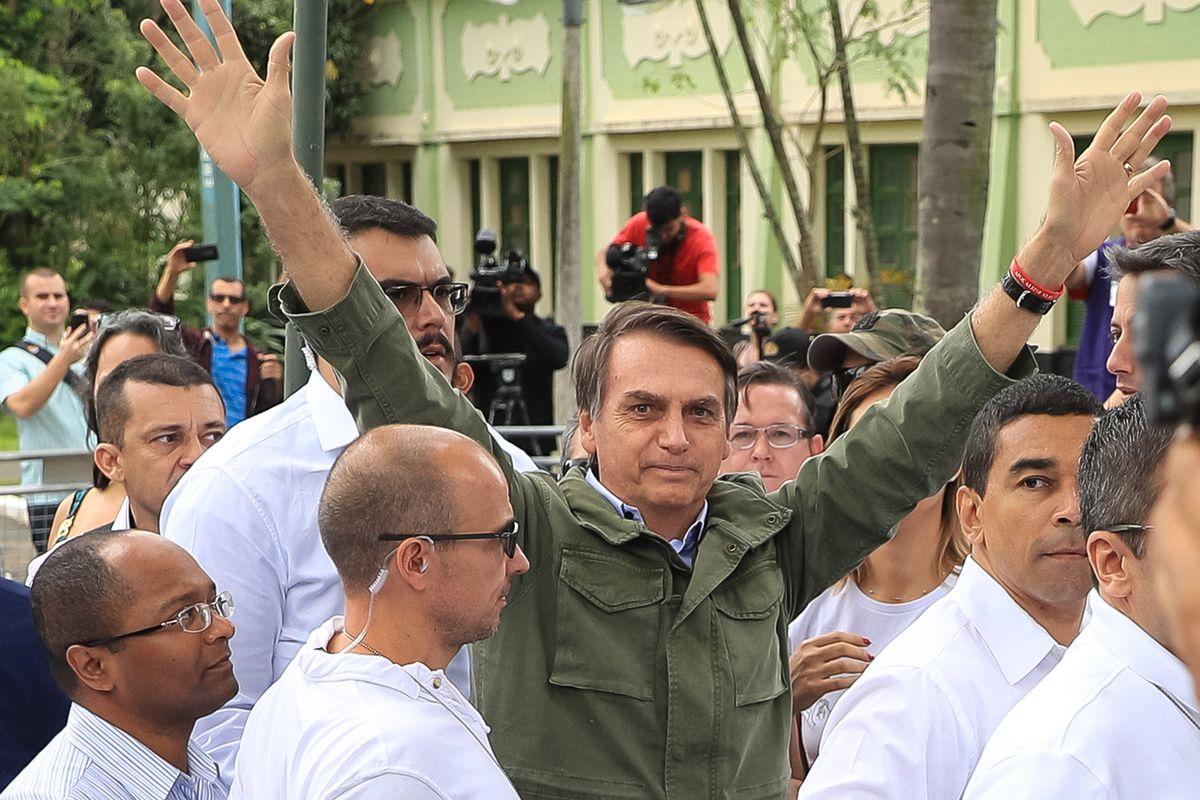 Meet New Dangerous Fringe Of Anti >> Bolsonaro S Brazil Win And Merkel S Germany Fall Due To Rise Of