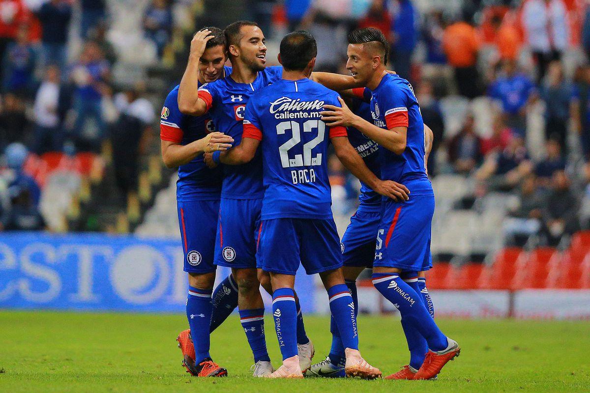 Cruz Azul v Atlas - Torneo Apertura 2018 Liga MX