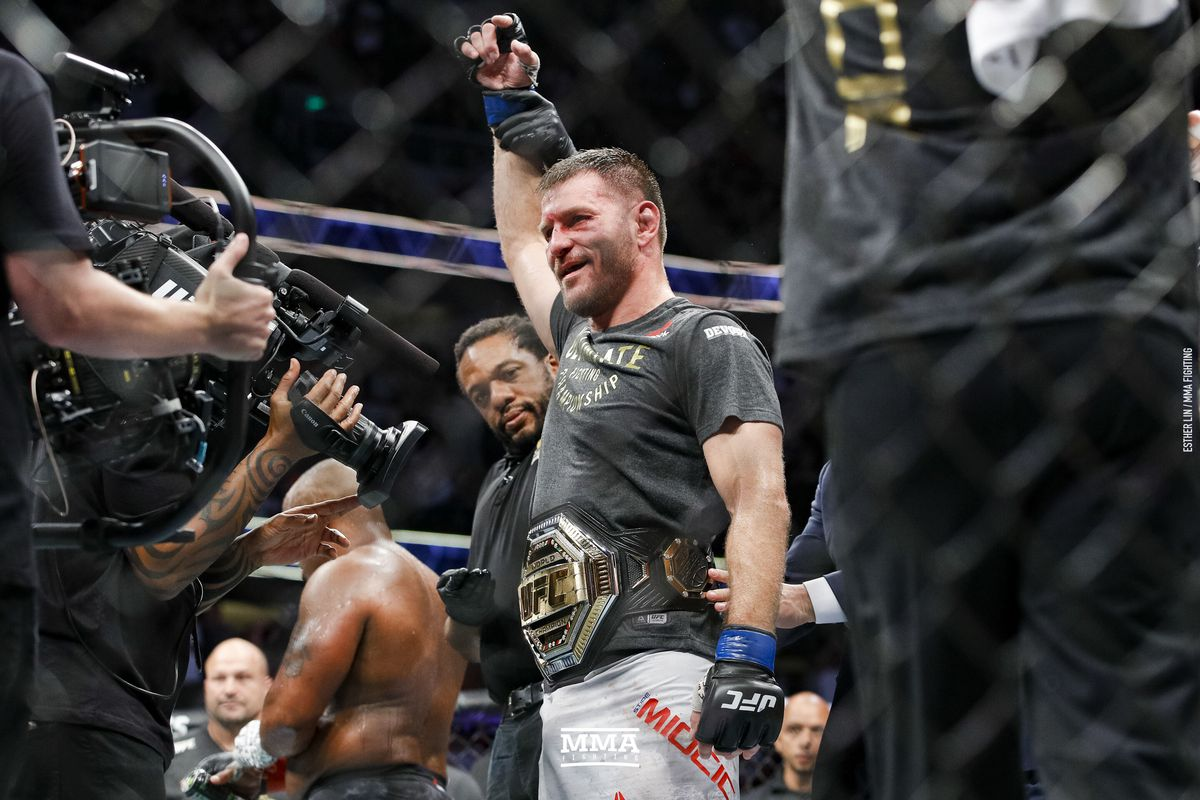 UFC 241 Aftermath: The UFC finally has a true heavyweight rivalry again (if they can convince Daniel Cormier …