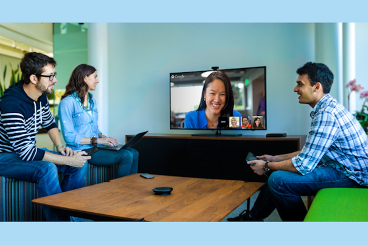 Google Sends Hangouts to Work, Enhances Chromebox for Meetings