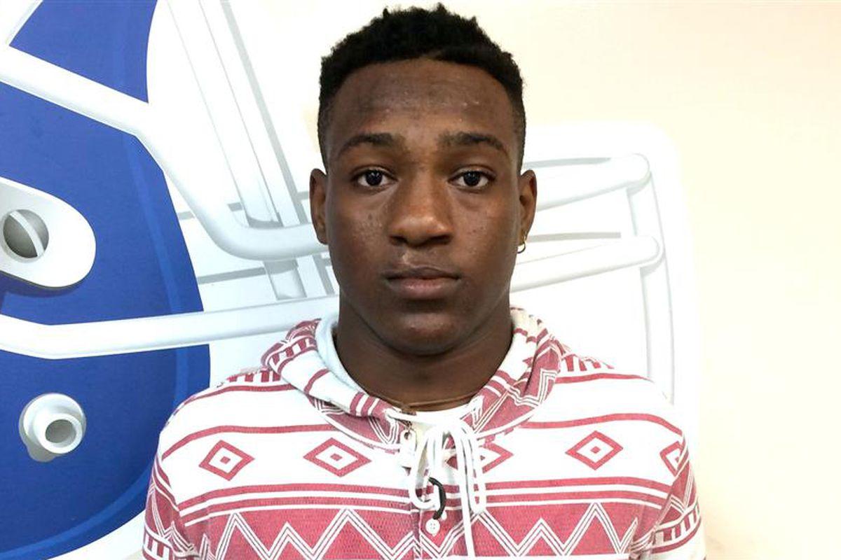 2018 RB Zamir White