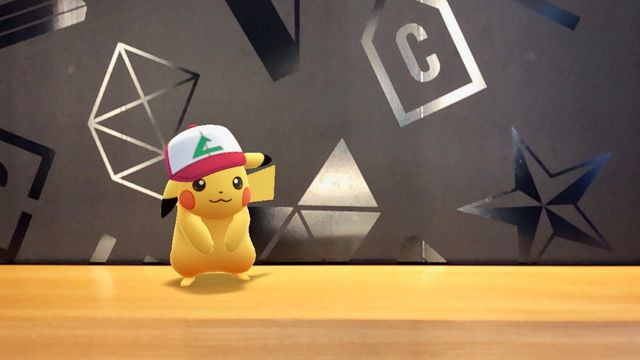 You can grab a Pikachu wearing Ash's iconic hat now