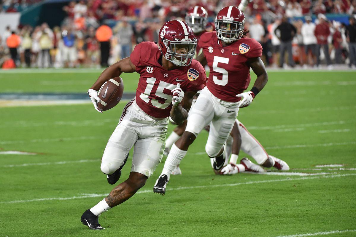 2019 Alabama Crimson Tide Football Preview: Safeties