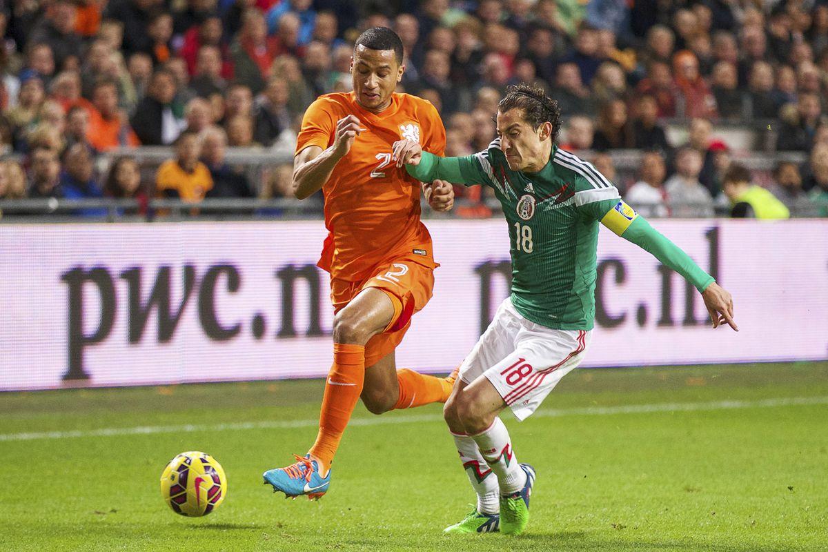 """International Friendly - """"Netherlands v Mexico"""""""