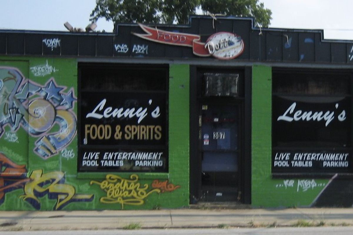 A photo of The original Lenny's on Memorial Drive.