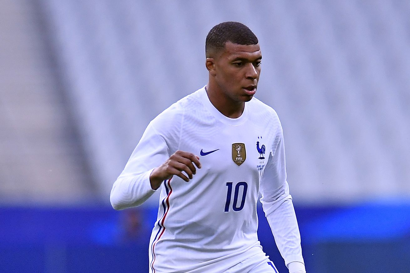 Mbappe talks about his future amid Real Madrid rumors
