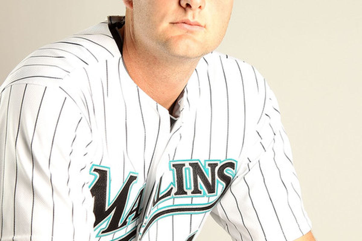 Chris Volstad. I'm going to quit this very soon.