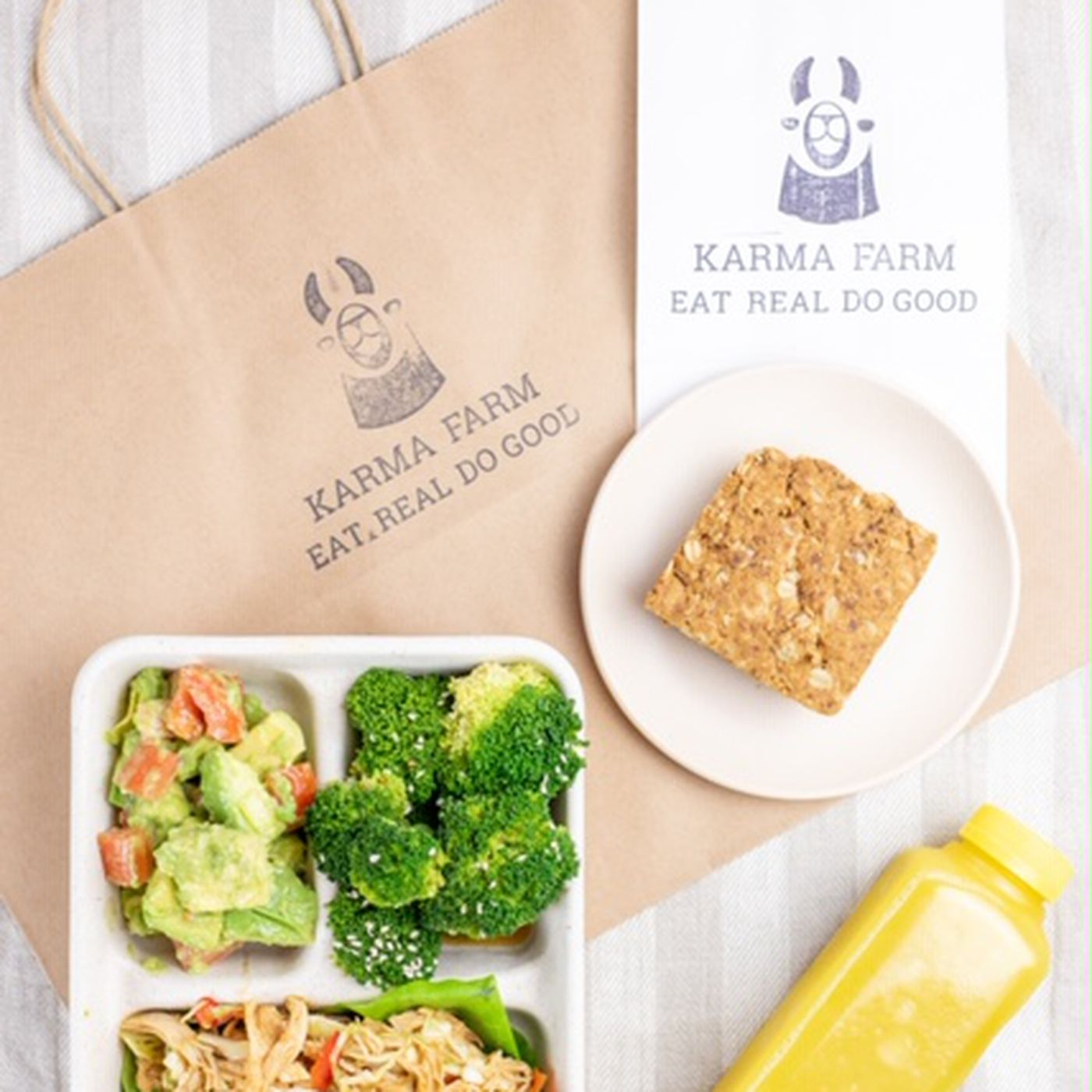 Health Focused Restaurant Karma Farm Reopens In The Former Holeman And Finch Public House Space On Peachtree Street In Buckhead Eater Atlanta