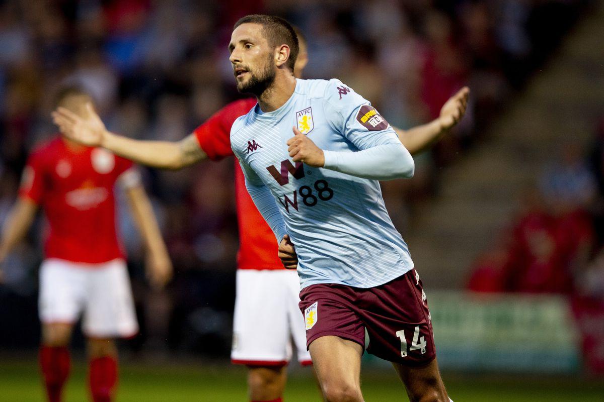 Crewe Alexandra v Aston Villa - Carabao Cup Second Round