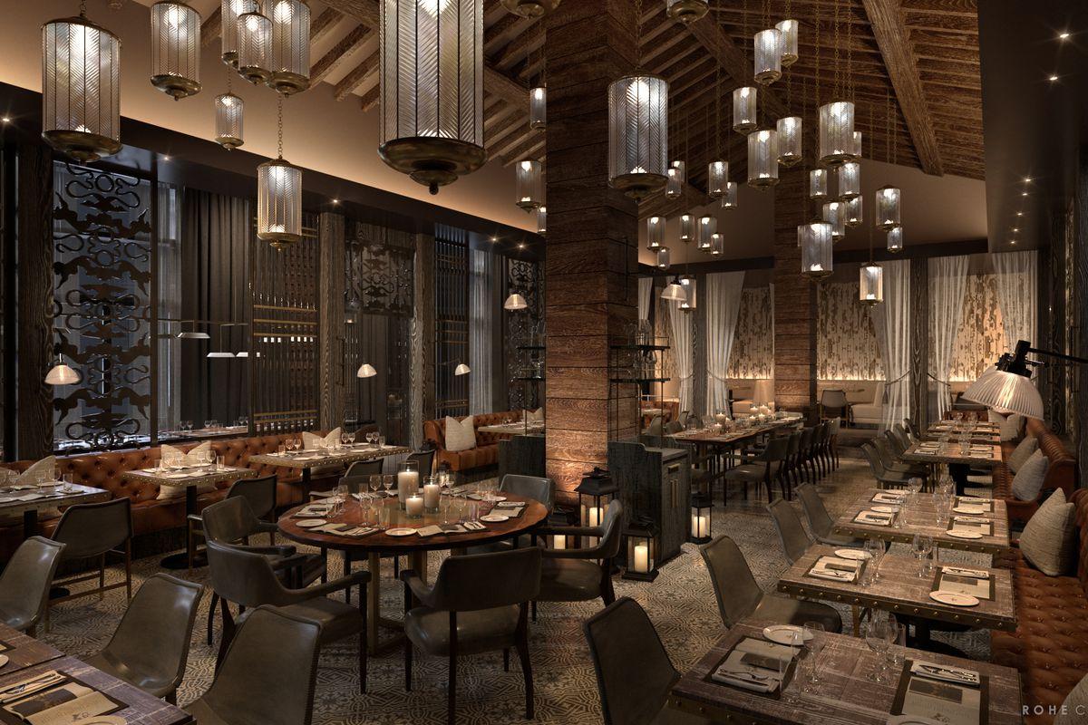Seven New Restaurants Announced For Diplomat Beach Resort