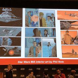 Marvel的星球大战漫画将于今年夏天交给Phil Noto和Greg Pak