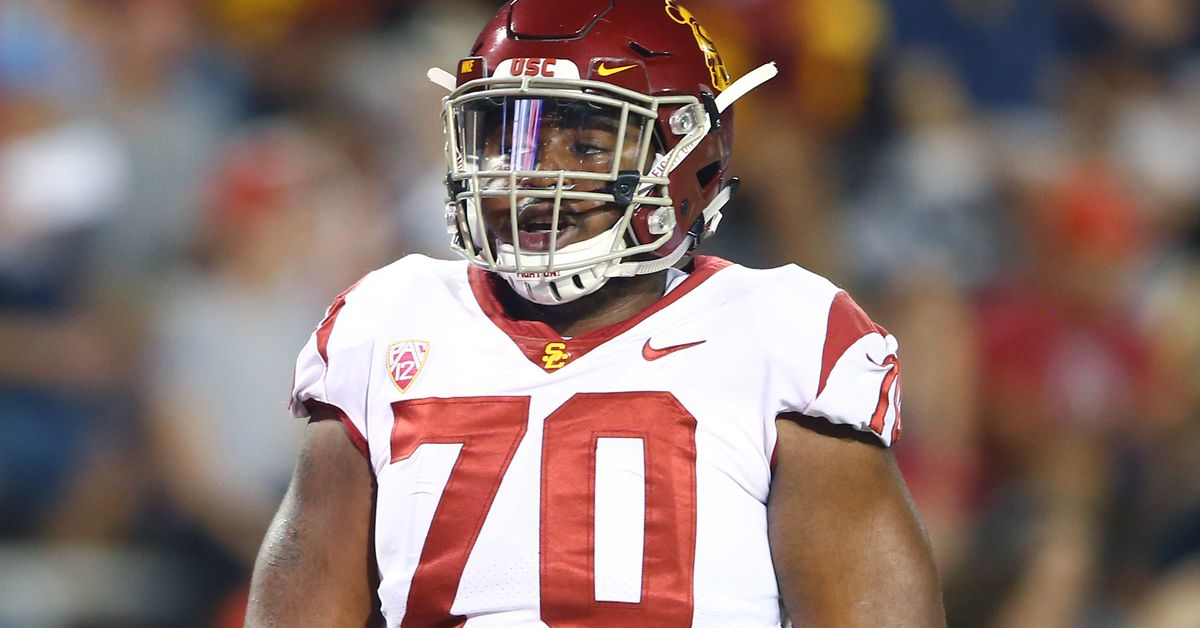 Bengals fans should keep an eye on this offensive tackle during the NFL Scouting Combine