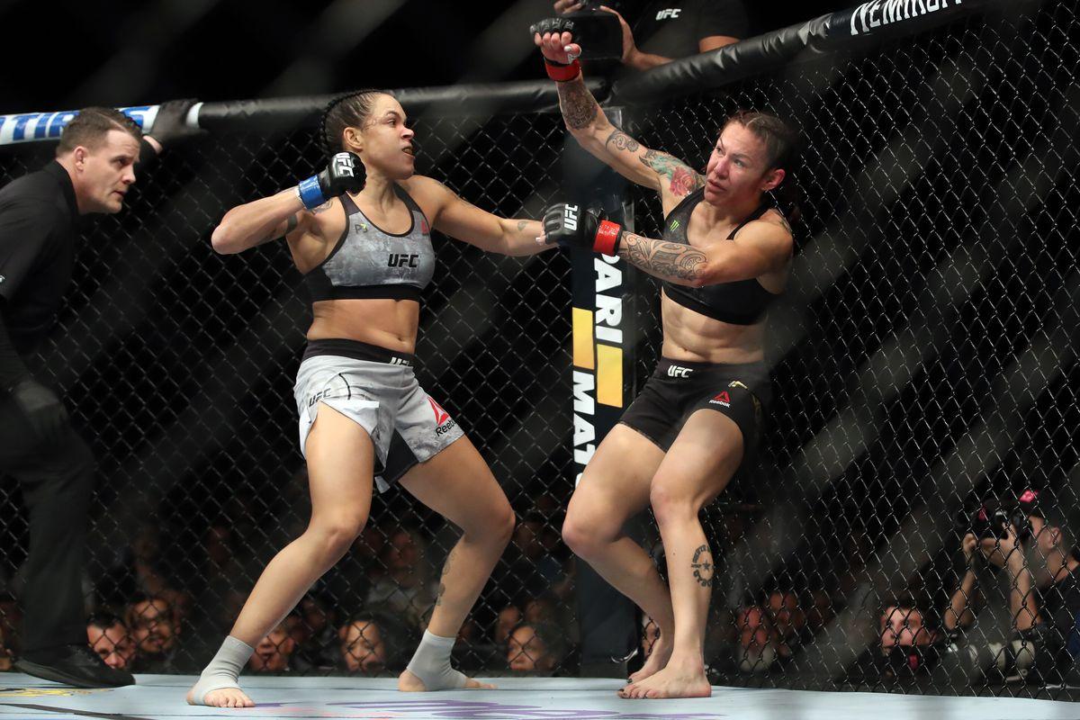 UFC 232: Cyborg v Nunes