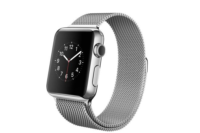 Apple Watch Milanese