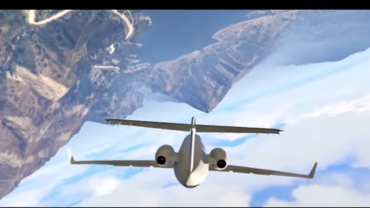 Someone made the Star Wars trailer in GTA 5, and they actually pulled it off
