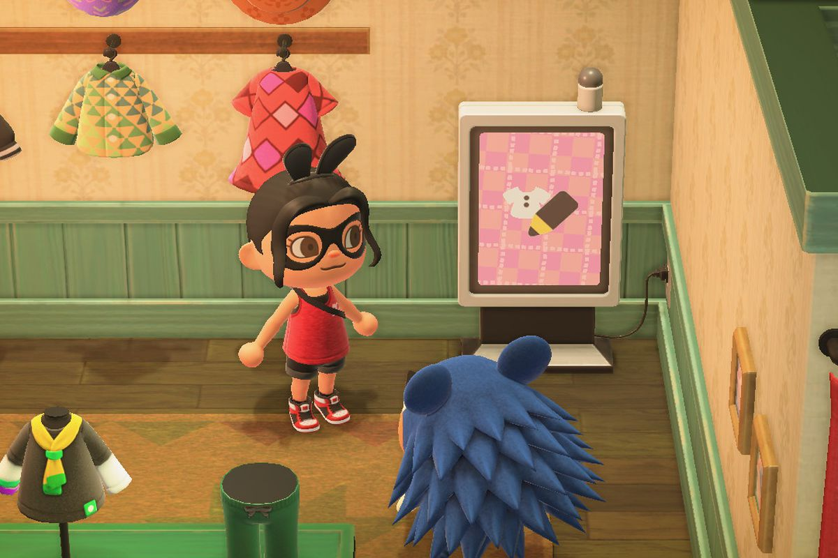 Using The Qr Code And Custom Design Maker In Animal Crossing New