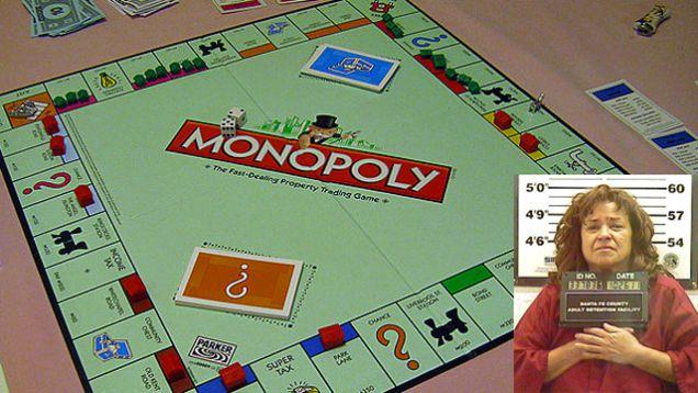 Monopoly stabbing