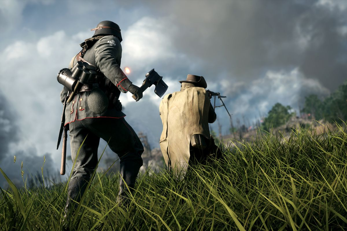Battlefield 1 is an anti-war message trapped in a best-selling shooter -  The Verge