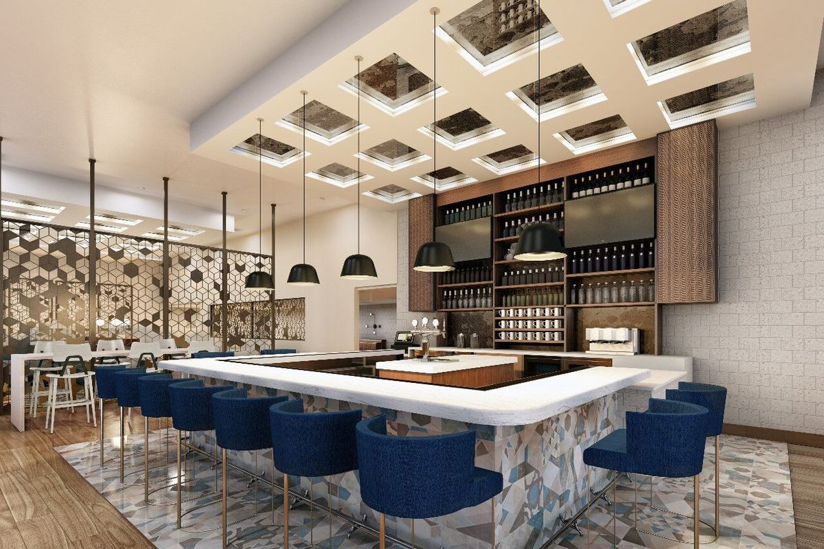 Little Italy Luxury Hotel Reveals Rooftop Bar And Restaurant Eater San Diego
